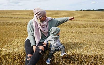 Frische und aktuelle Herbstmode für Kids und Mamas aus Trittau - NordkidZ