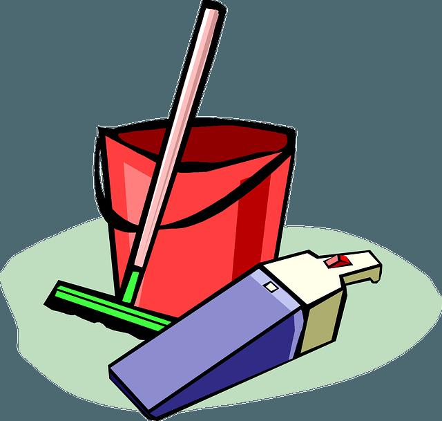 Utensilien Reinigungshilfe Schwarzenbek